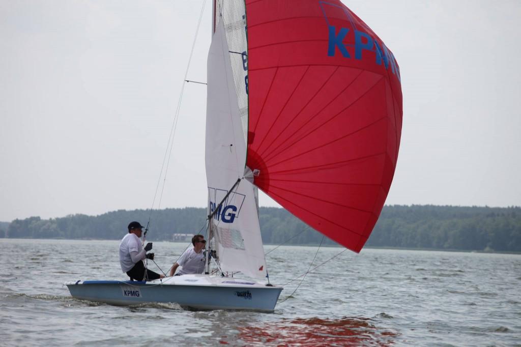 Zdjęcie KPMG Sailing Team, Regaty o Puchar Zbąszynia 2016 w klasie 505, Zbąszyń