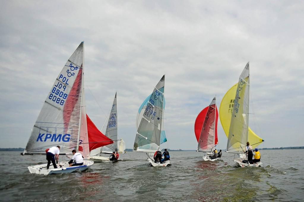 Zdjęcie KPMG Sailing Team, Regaty o Puchar Mariny Kamień Pomorski 2016