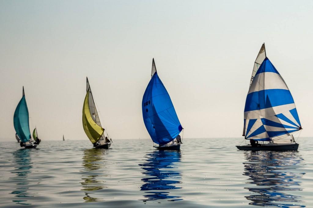 Zdjęcie KPMG Sailing Team, Regaty o Mistrzostwa Polski w klasie 505, Krynica Morska 2016