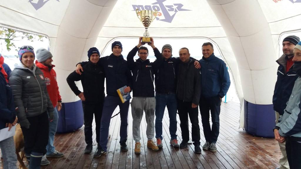 Zdjęcie KPMG Sailing Team, Regaty, Finał Pucharu Polski w klasie 505, Warszawa, Zalew Zegrzyński 2016