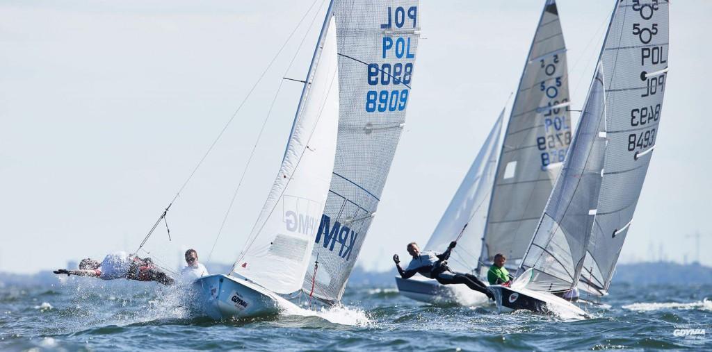 Zdjęcie KPMG Sailing Team, Regaty o Mistrzostwo Polski w klasie 505, Gdynia 2017