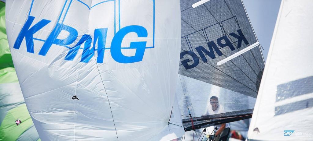 Zdjęcie KPMG Sailing Team - Regaty - Mistrzostwa Świata w klasie 505, Gdynia 2018
