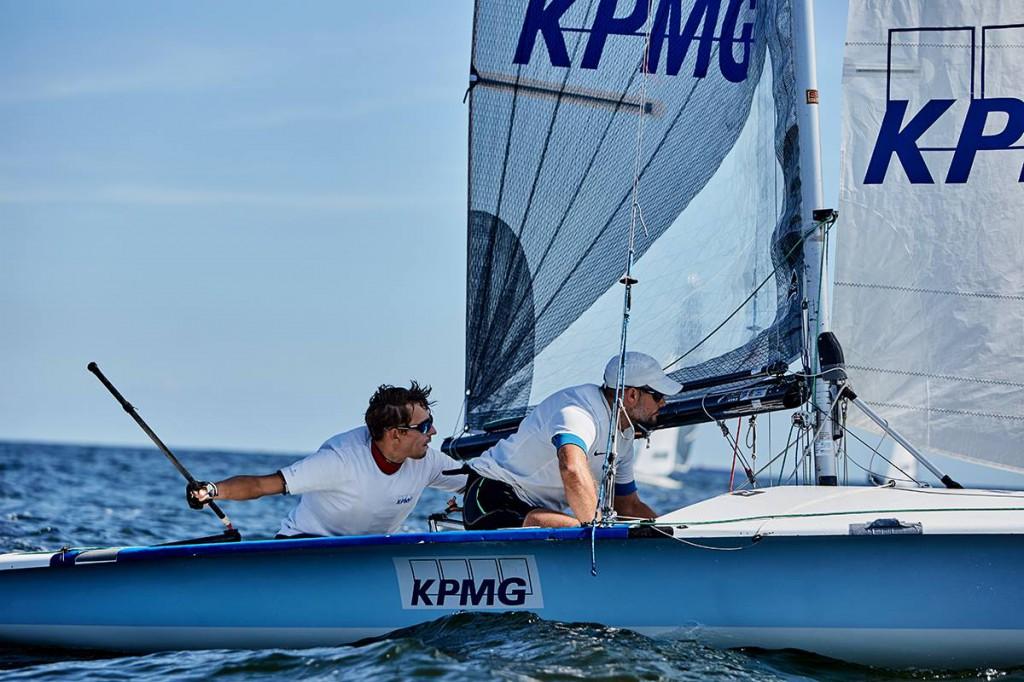Zdjęcie KPMG Sailing Team - Regaty - Mistrzostwa Polski w klasie 505, Świnoujście 2018