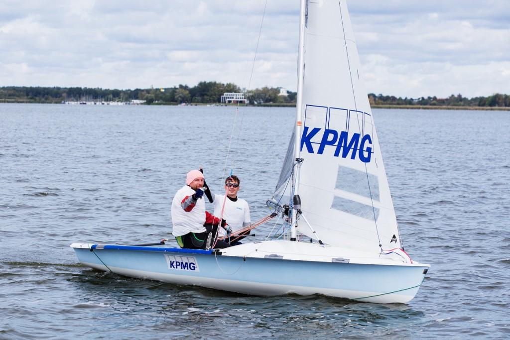 Zdjęcie KPMG Sailing Team - Regaty - Finał Pucharu Polski w klasie 505, Zbąszyń 2018