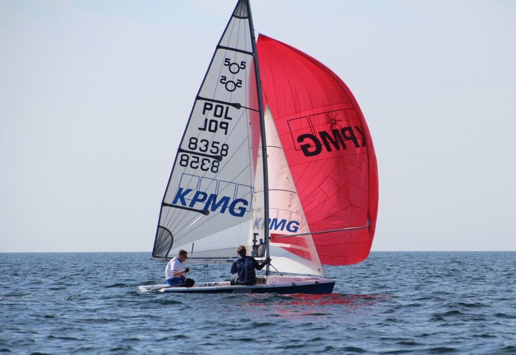Zdjęcie Domański Sailing Team, Varberg