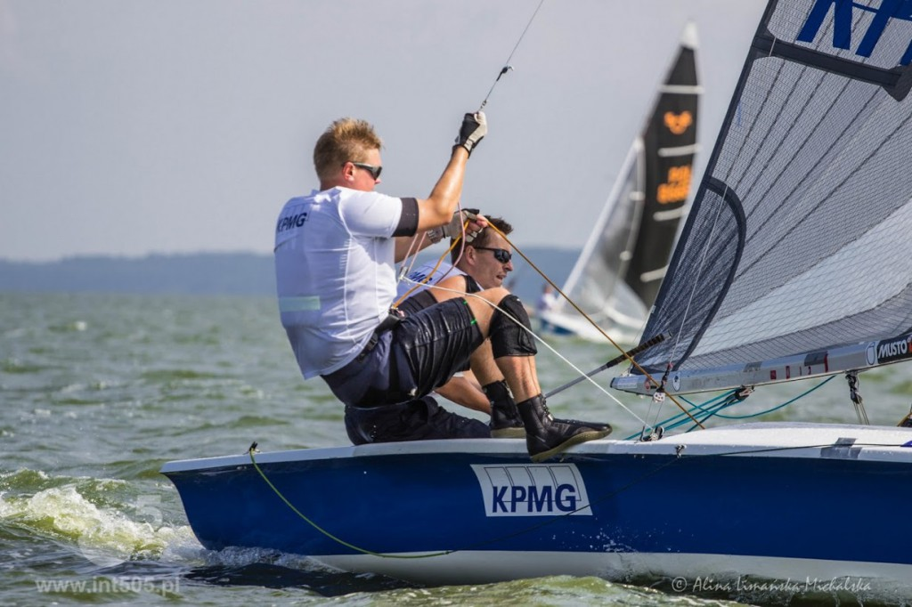Zdjęcie KPMG Sailing Team, Krynica Morska