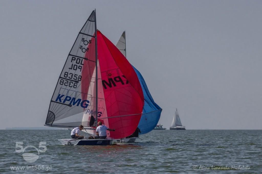 Zdjęcie KPMG Sailing Team, sezon żeglarski 2015