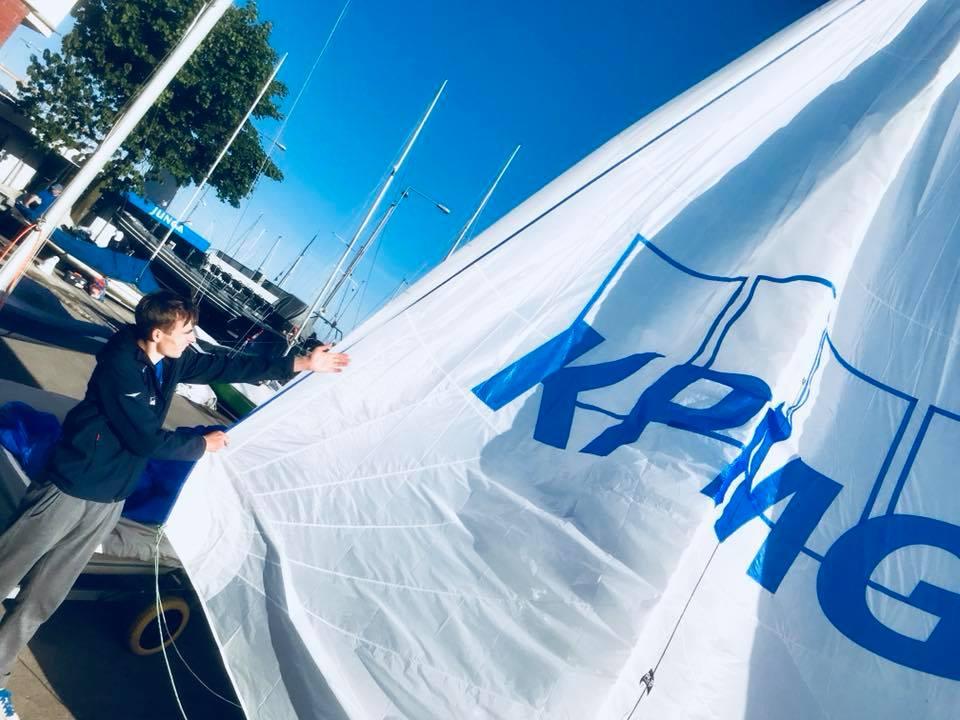 Zdjęcie KPMG Sailing Team, Regaty o Pucki Puchar klasy 505, Gdynia 2018